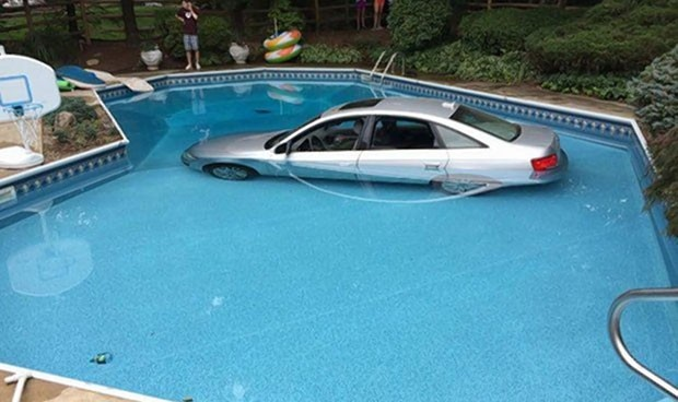 carro-piscina